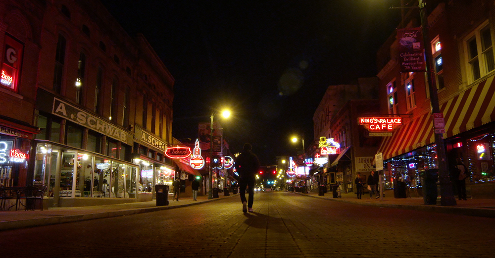 Director Craig Brewer walks the streets of Memphis