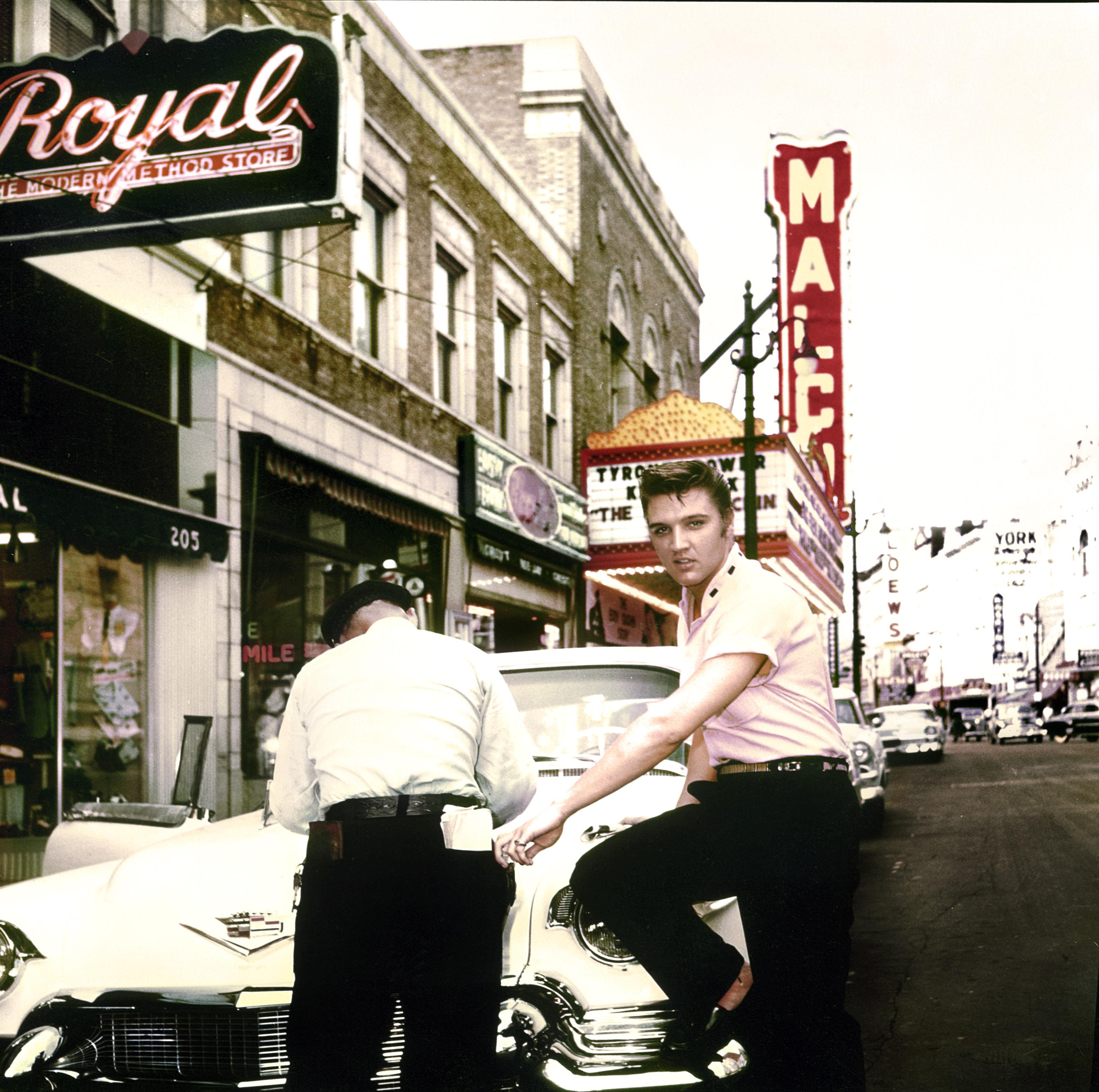 Elvis em Memphis