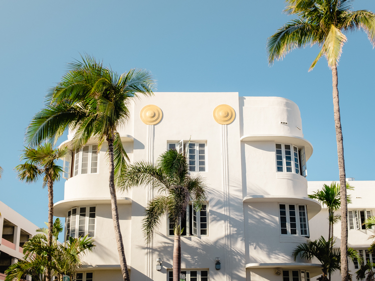 Art deco architecture in Miami, Florida