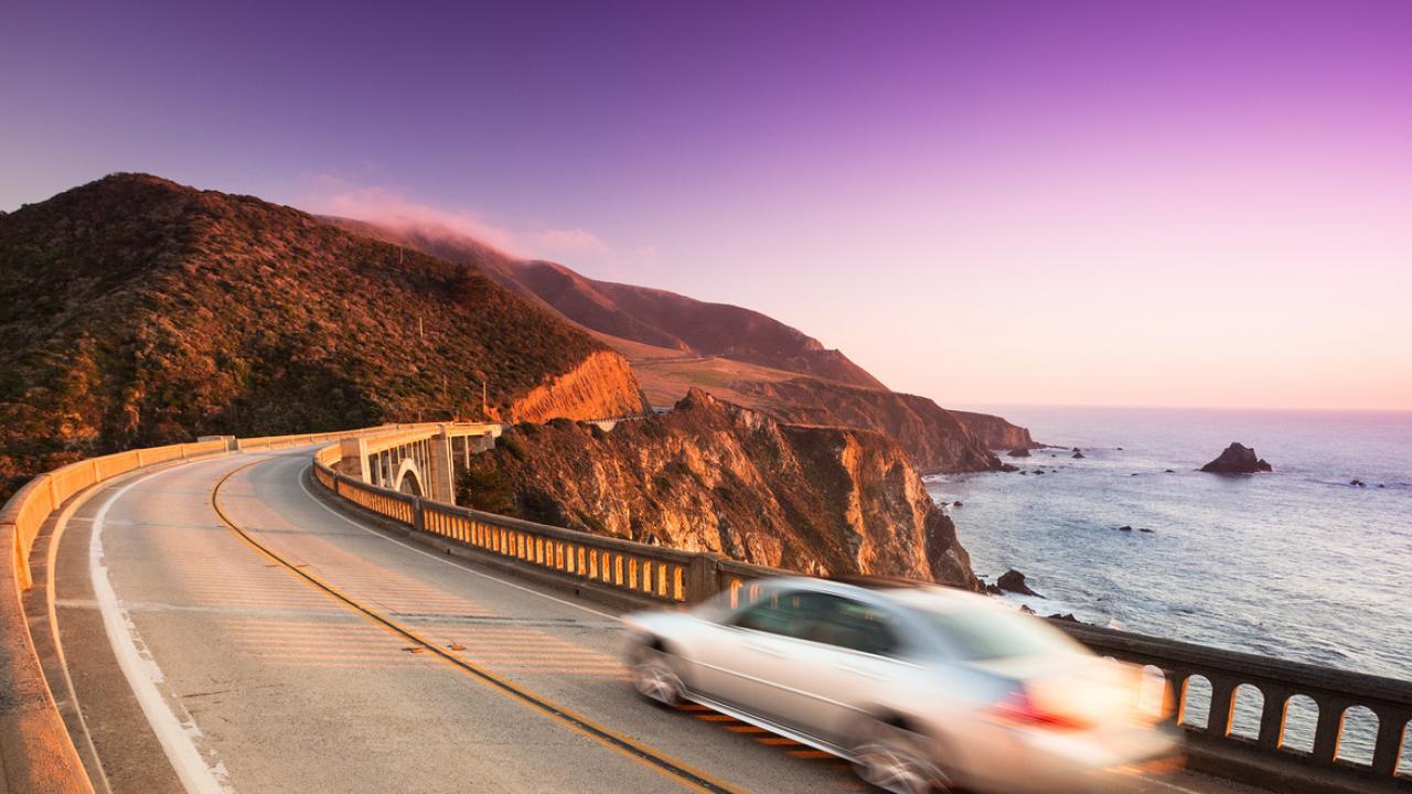 Pacific Coast Highway   West Coast America Road Trip California