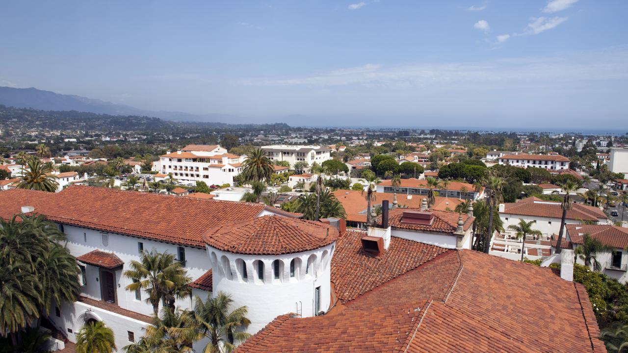Santa Barbara, California - Americas most expensive