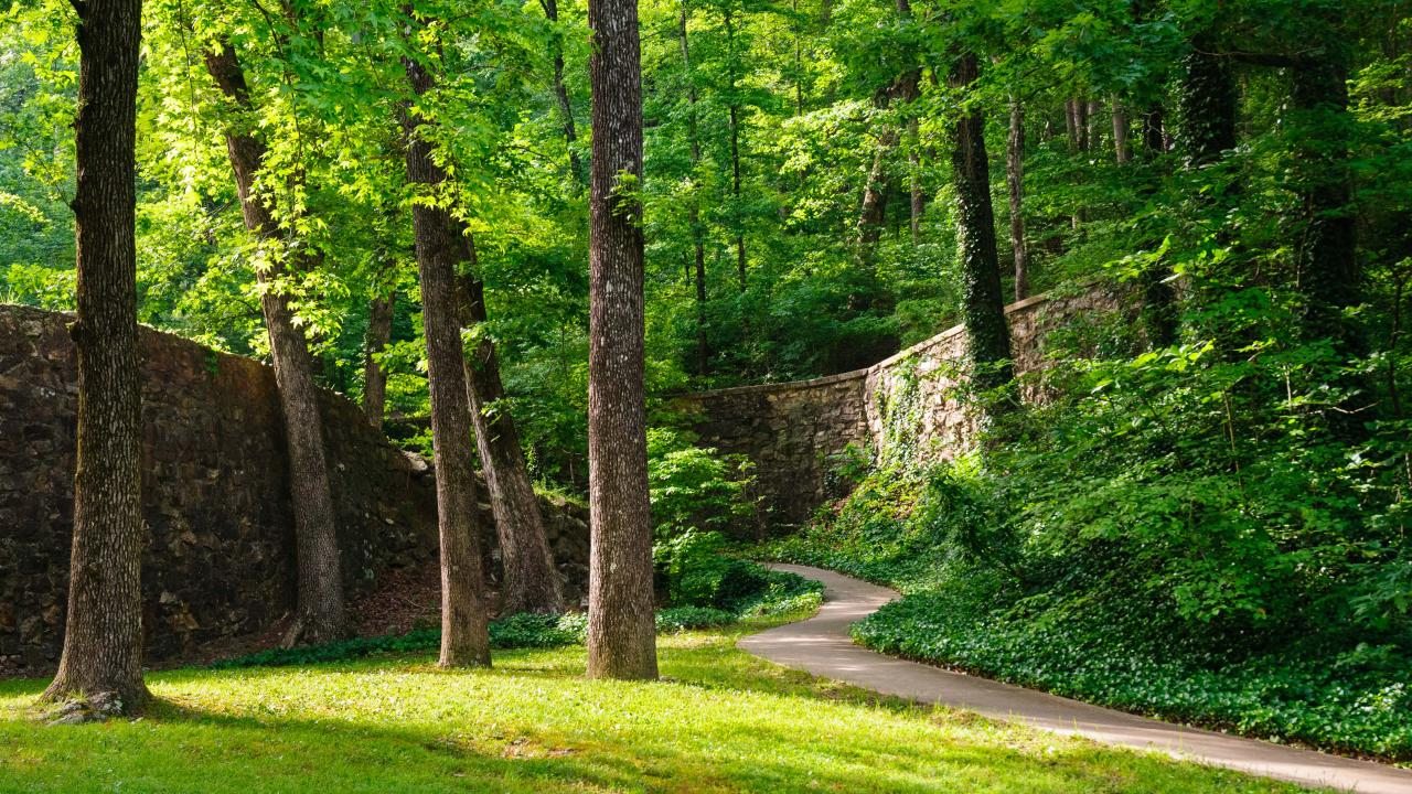 Hot Springs National Park | Visit The USA