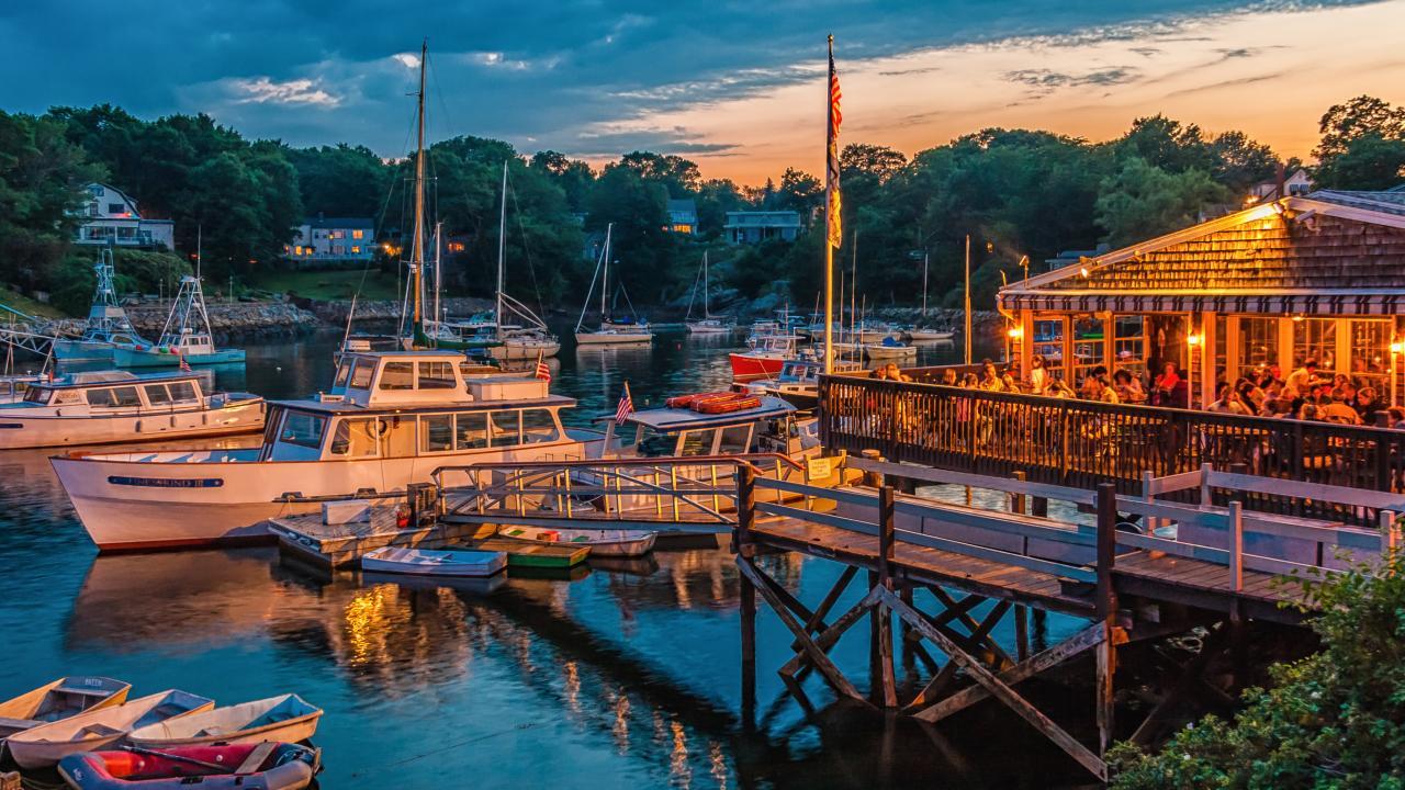 Ogunquit, Maine: Charming Seaside City