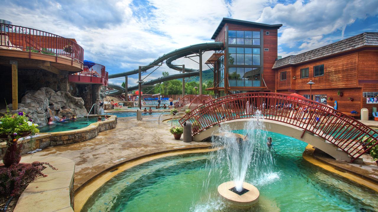 Colorado S Hot Springs Loop A Spa And Resort Getaway