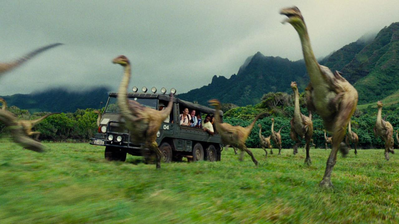 5 Jurassic Views You'll Find in Hawaii