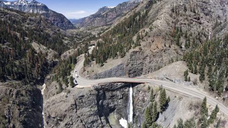 Colorado Road Trip Historic Hot Springs Loop