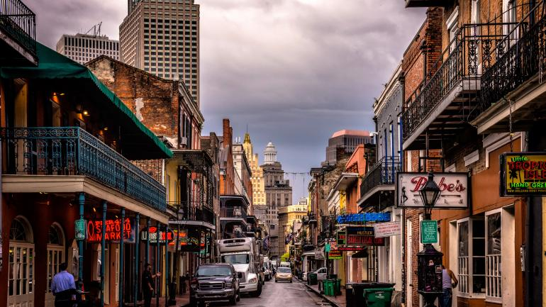 Travel From New Orleans Airport To French Quarter