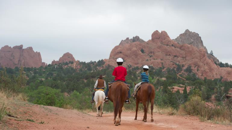 Colorado Springs Icons 7 Ways To See Garden Of The Gods And Pikes Peak Visit The Usa