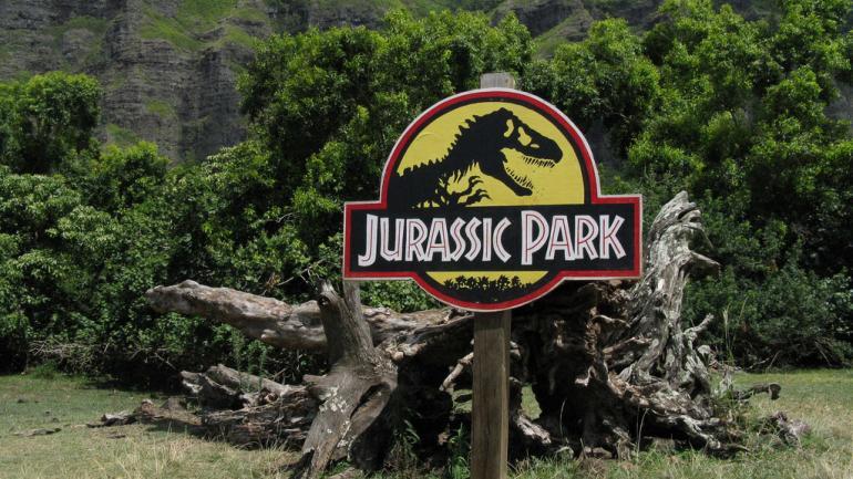 as seen on film a quotjurassic worldquot at kualoa ranch hawaii