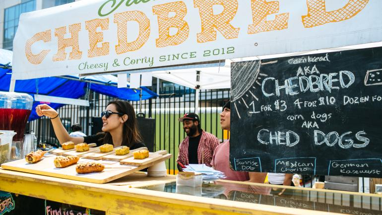 Food Truck Festivals Held In The United States