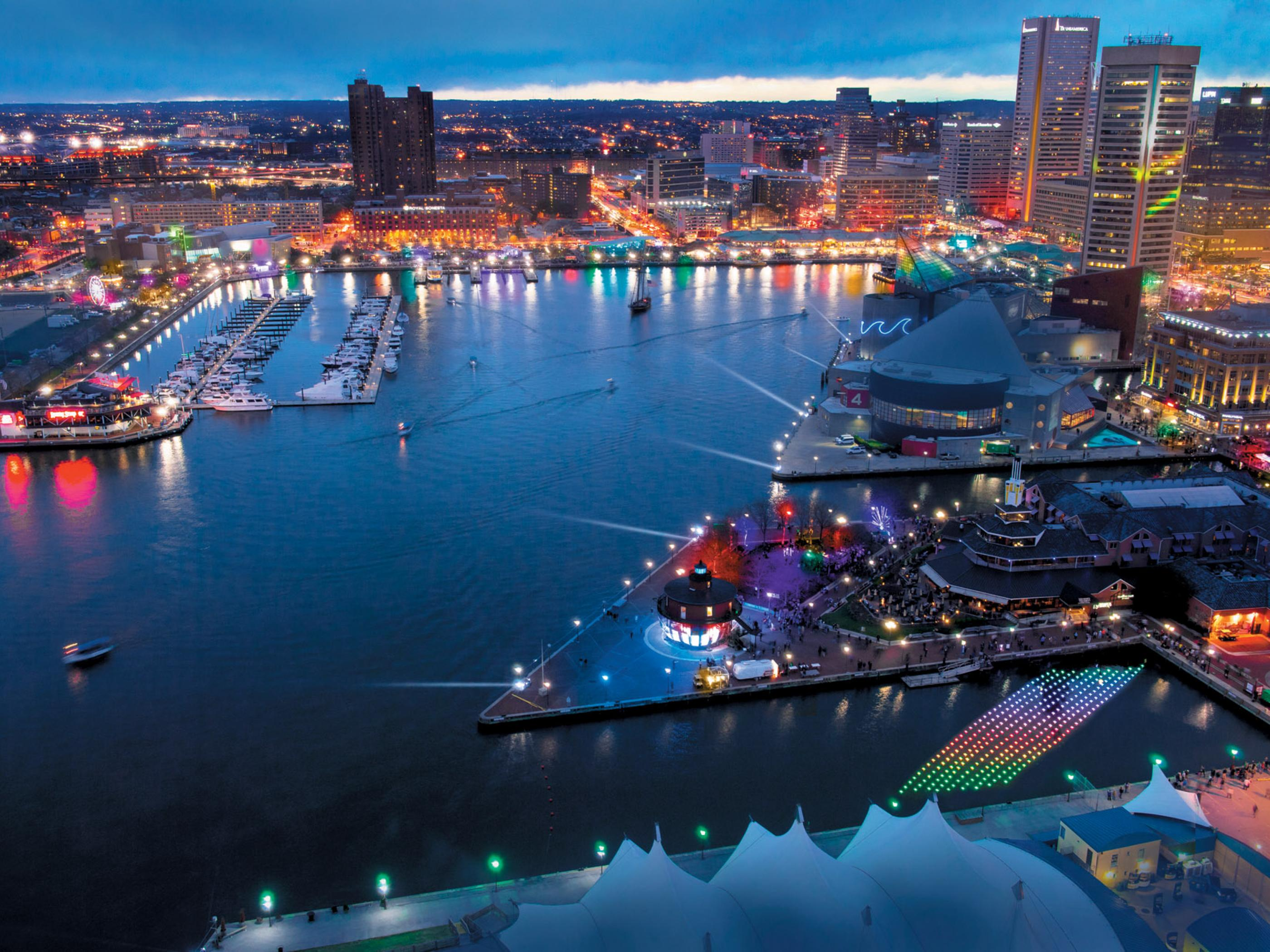 Baltimore, Maryland: Crabs, Culture and History