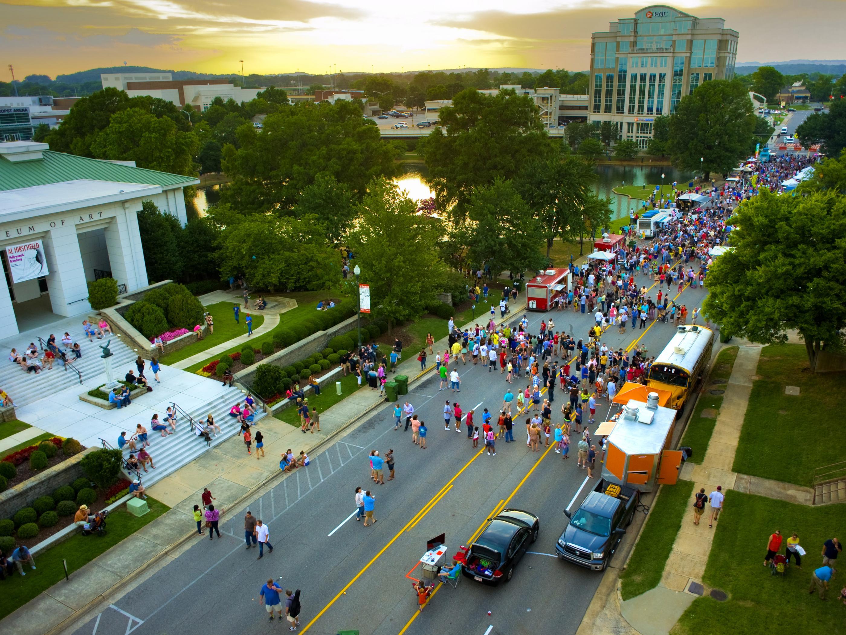Huntsville, Alabama - Travel and Tourism Information