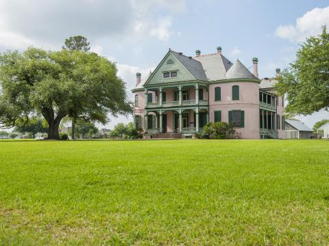 Southdown Plantation is the setting for Southdown Marketplace Fall Arts & Crafts Festival