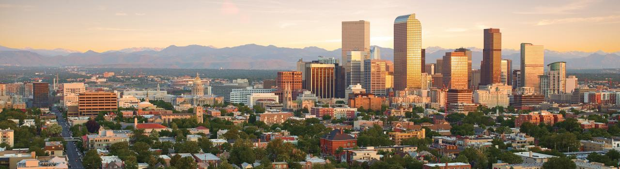 Denver: shopping, national parks and art | Visit The USA