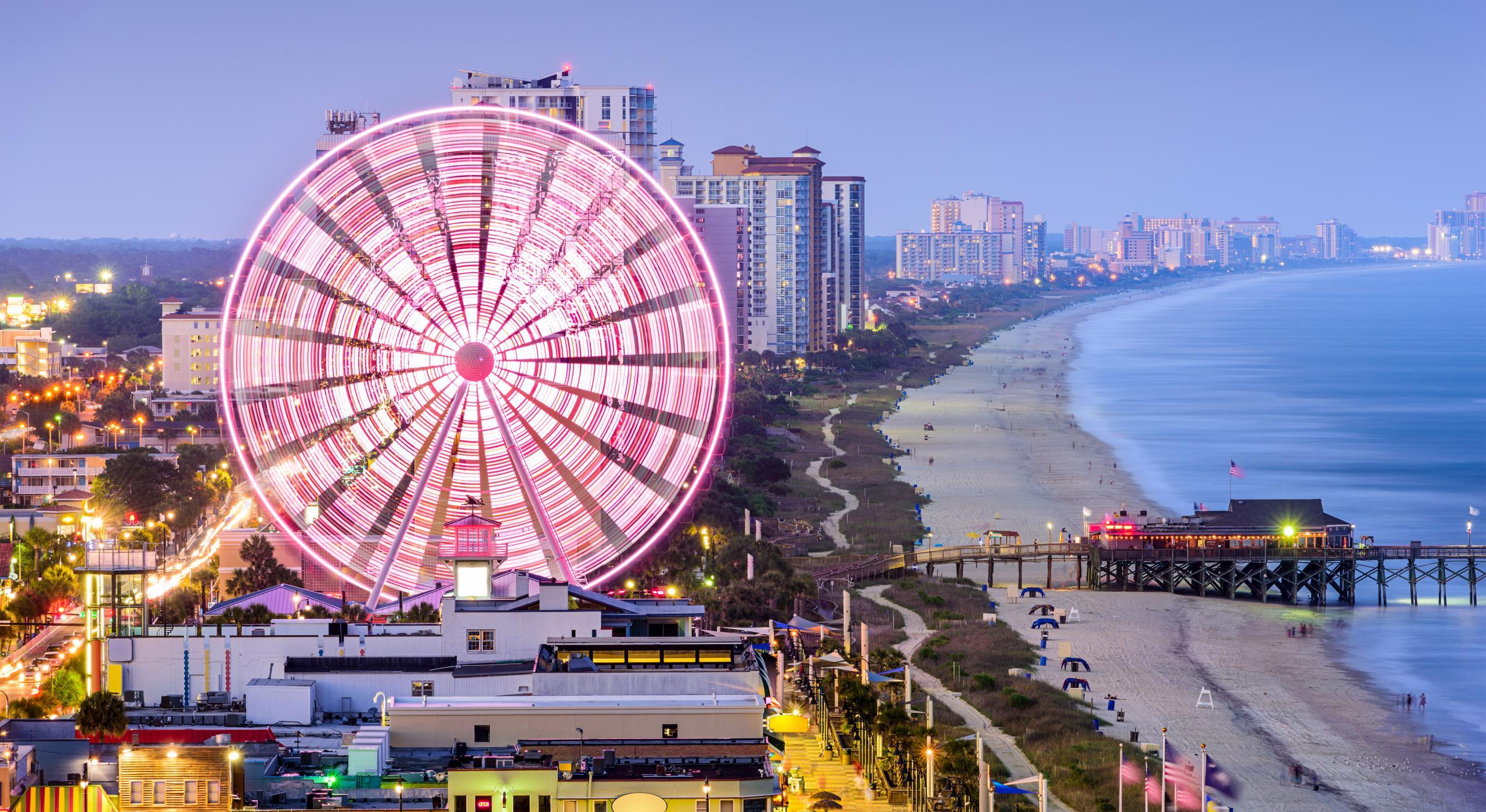 Travel To Myrtle Beach South Carolina