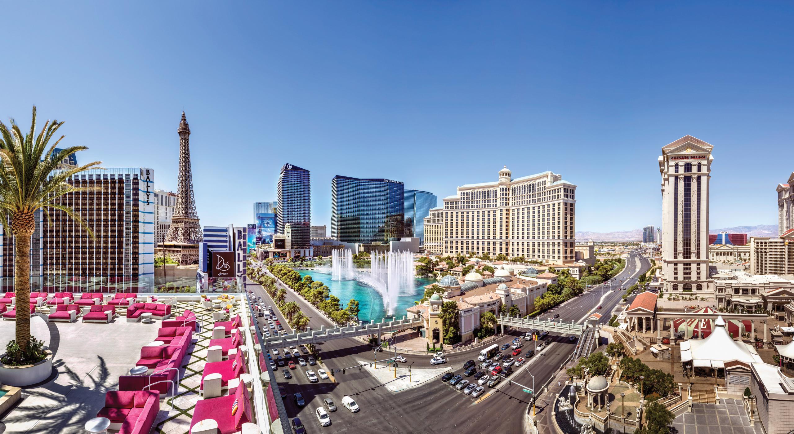 Las Vegas - Explore the Las Vegas Strip & Beyond | Visit The USA