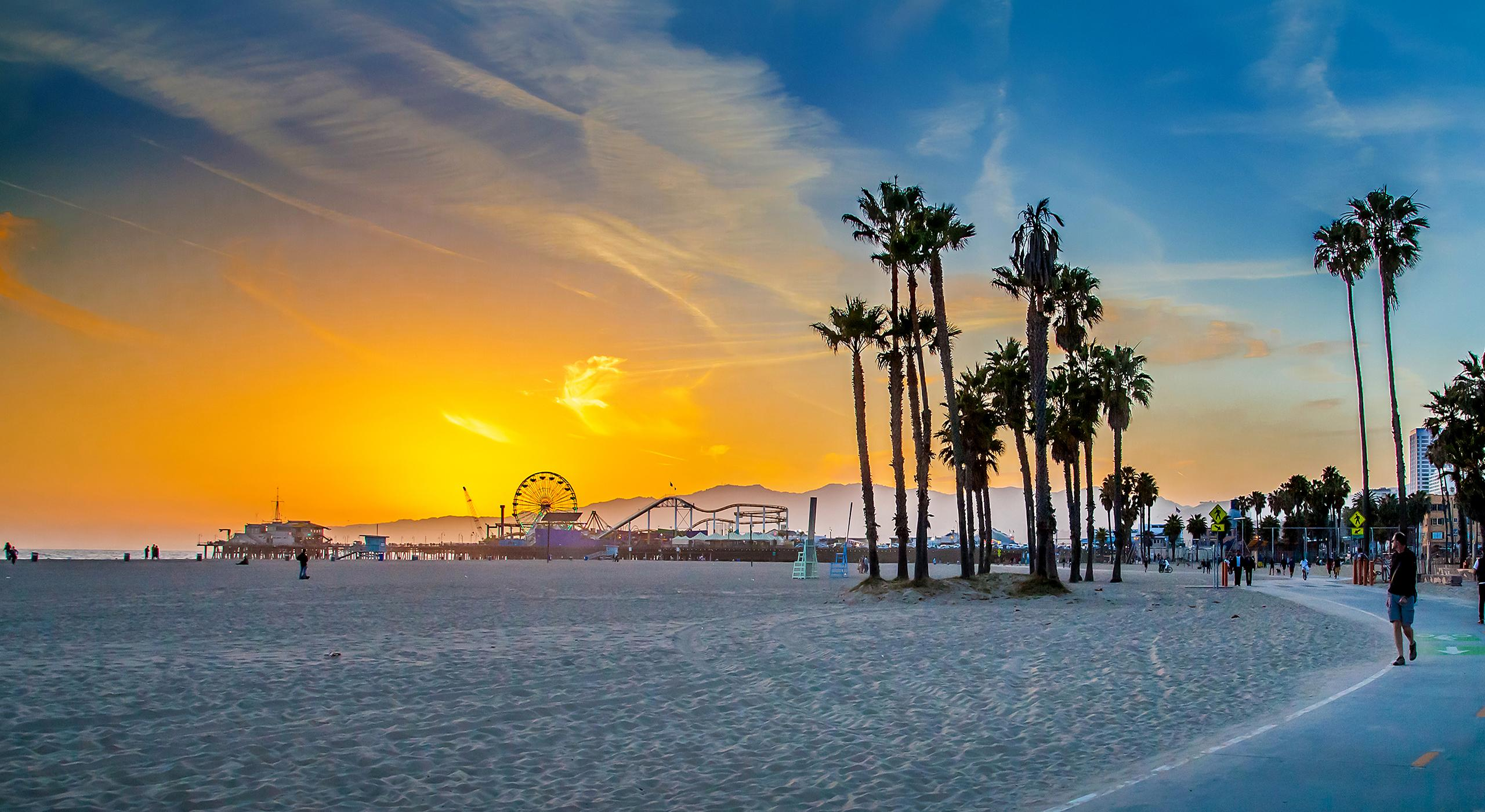 Los Angeles: glamour, beautiful beaches and culture | Visit The USA