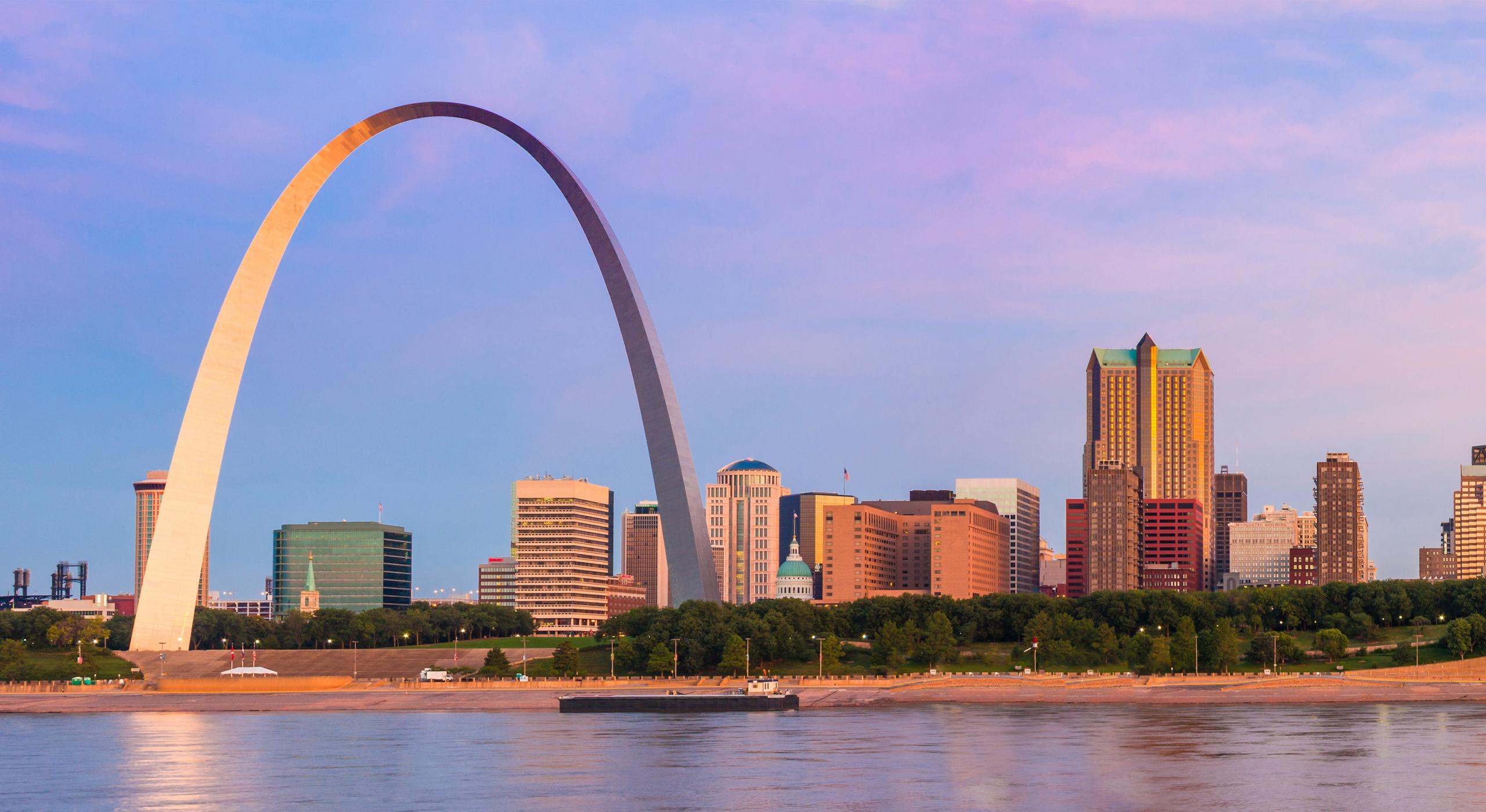 Travel To St Louis L Missouri L St Louis Vacations