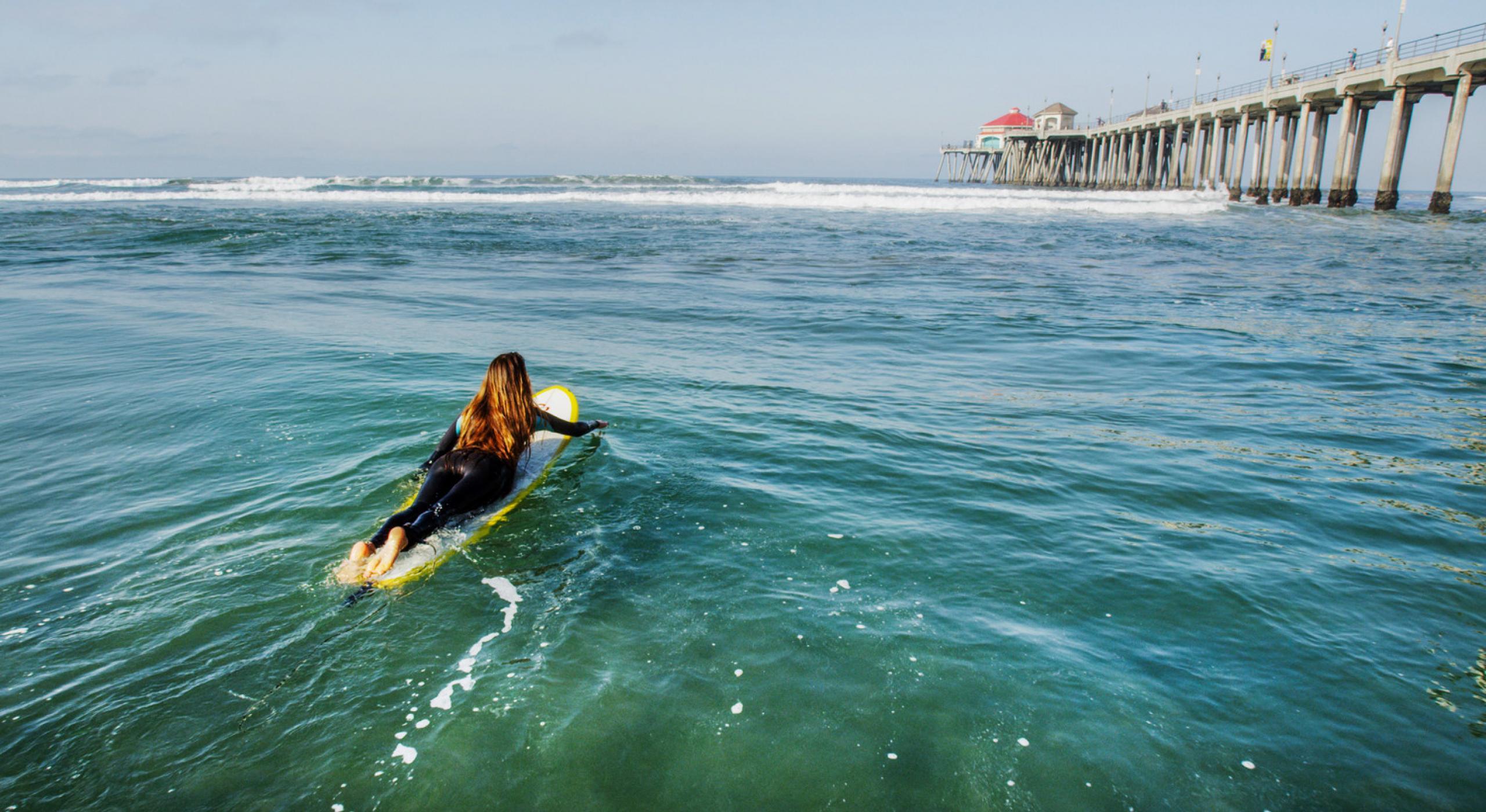 Huntington Beach California Laid Back Fun And Beach Culture