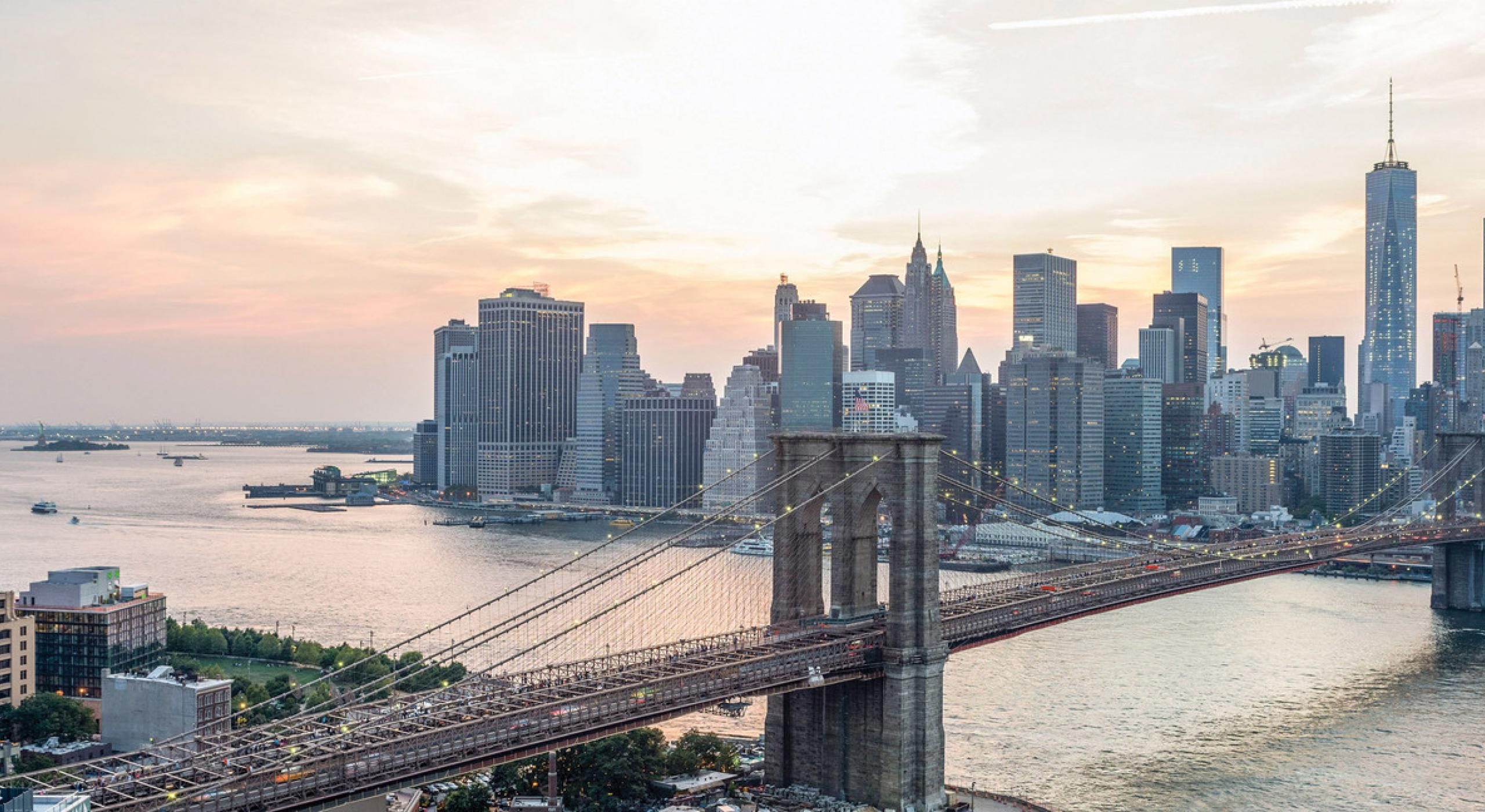 New York City, NY: Thrilling City of Iconic Attractions