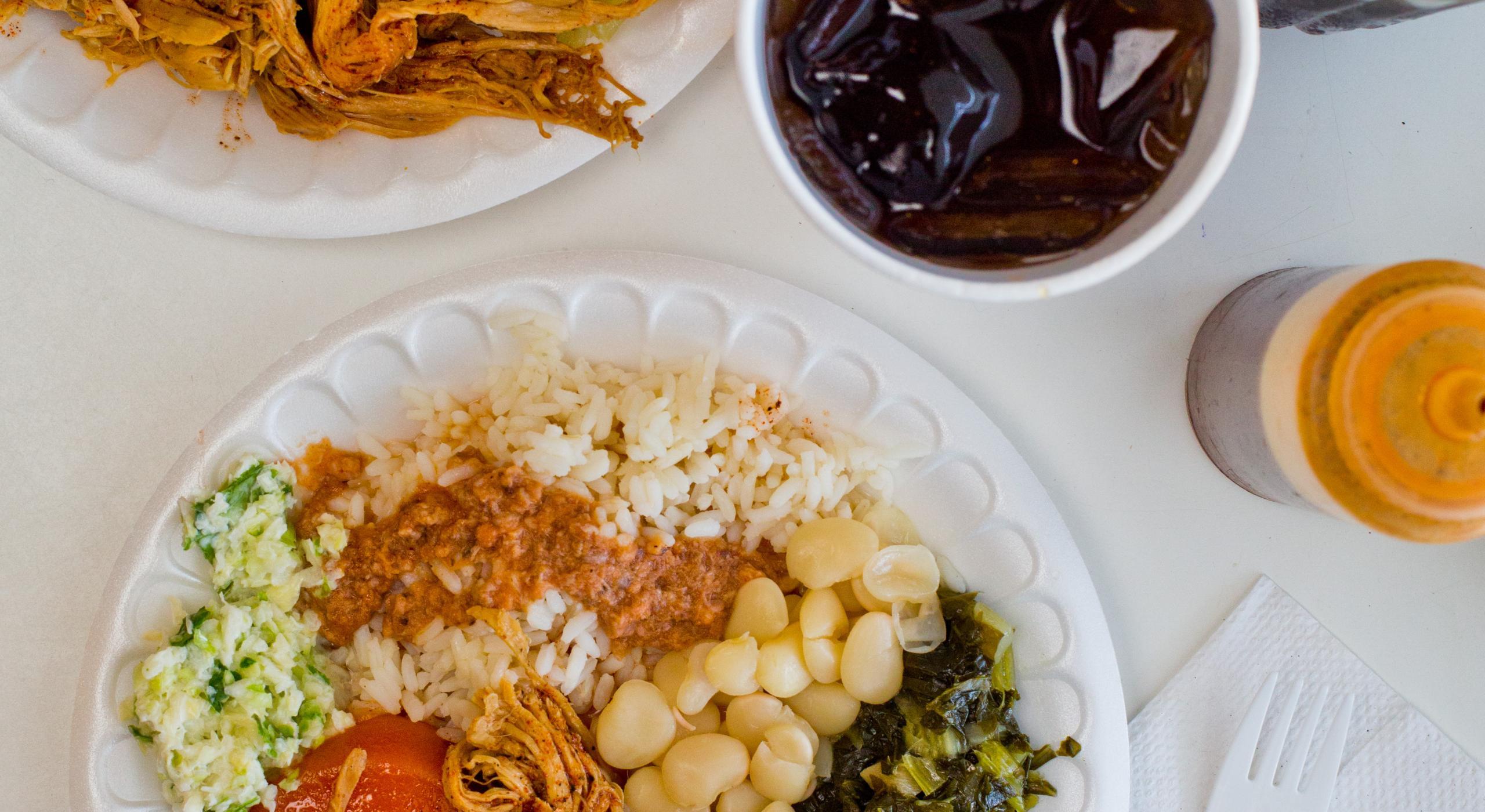 south carolina diet meals