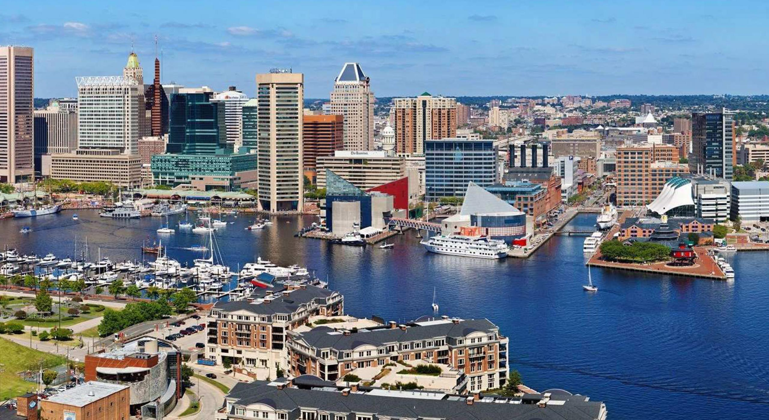 Baltimore, Maryland is a holiday destination for historians, foodies and  shoppers.