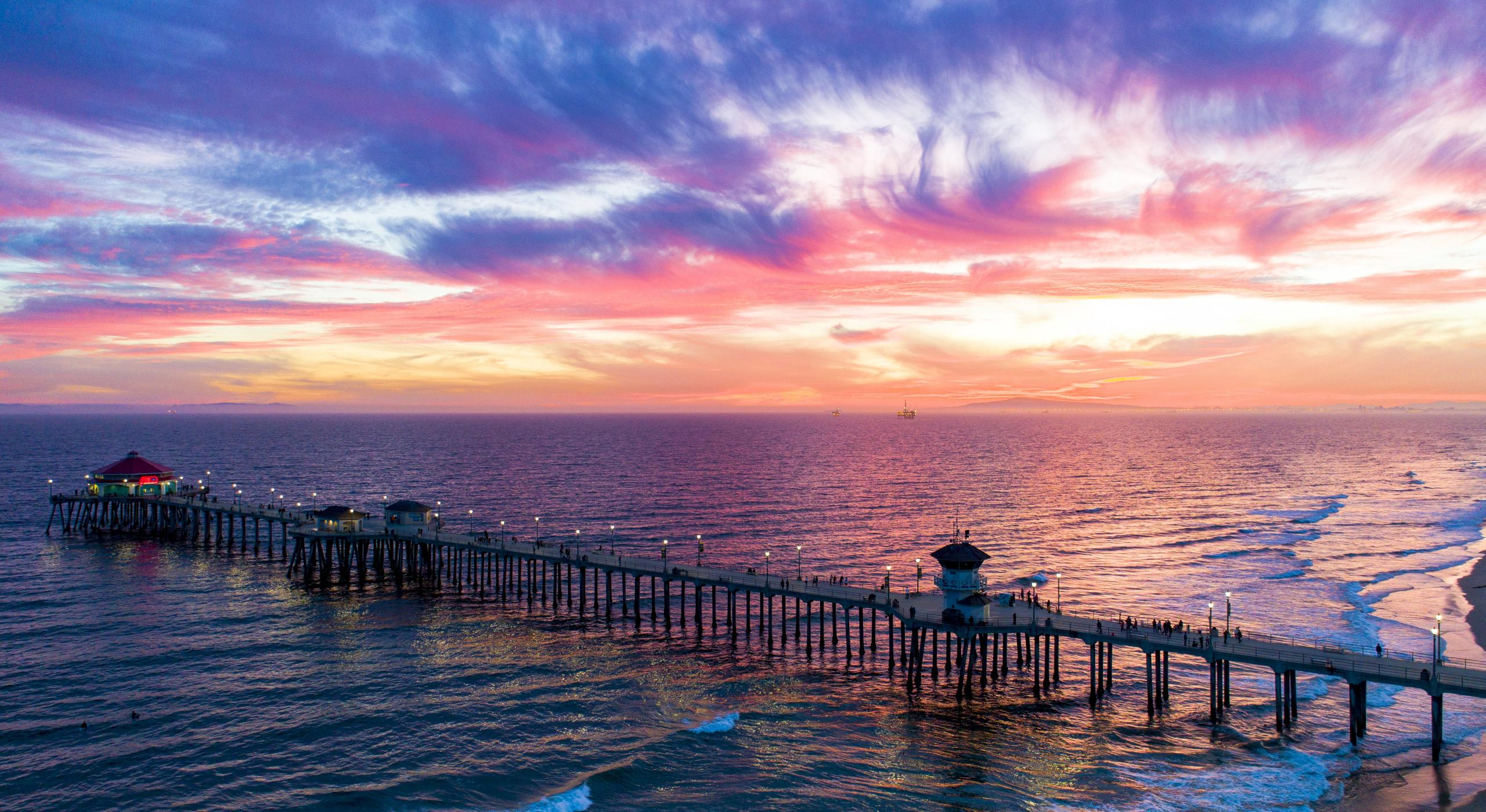 Huntington Beach, California: Laid Back Fun and Beach Culture