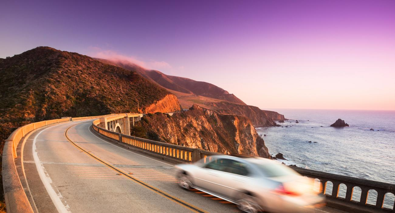 pacific coast highway | west coast america road trip california