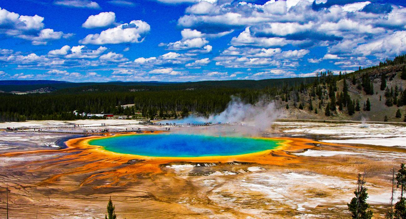 The Yellowstone Loop 11 Stops You Must Make On An Epic