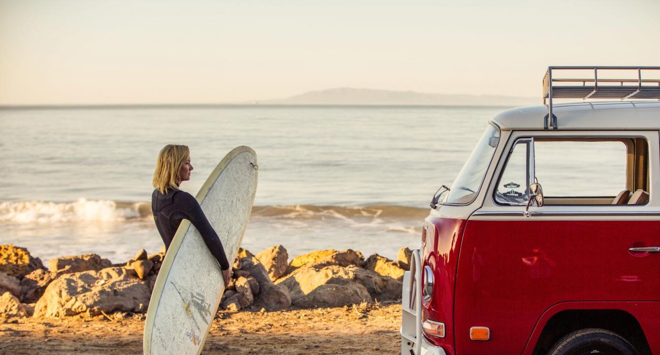 California Road Trip: Huntington Beach to San Francisco
