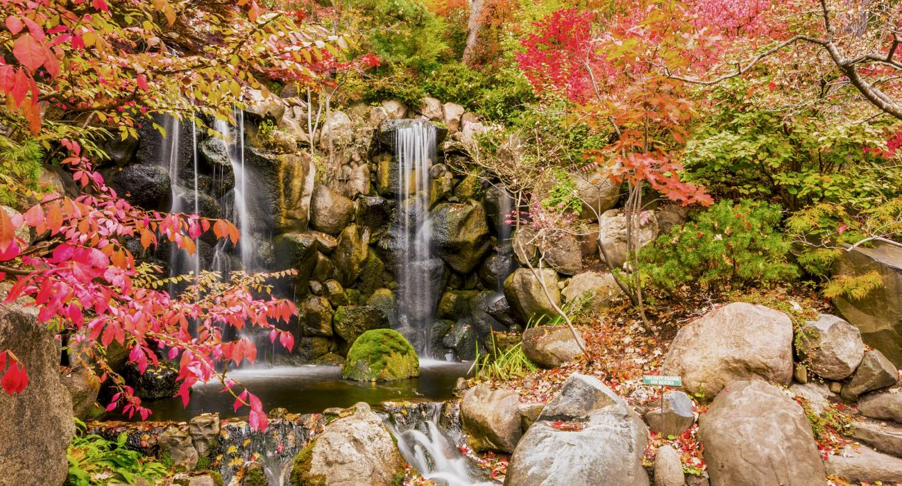 Rockford, Illinois: Gardens, Golf and More