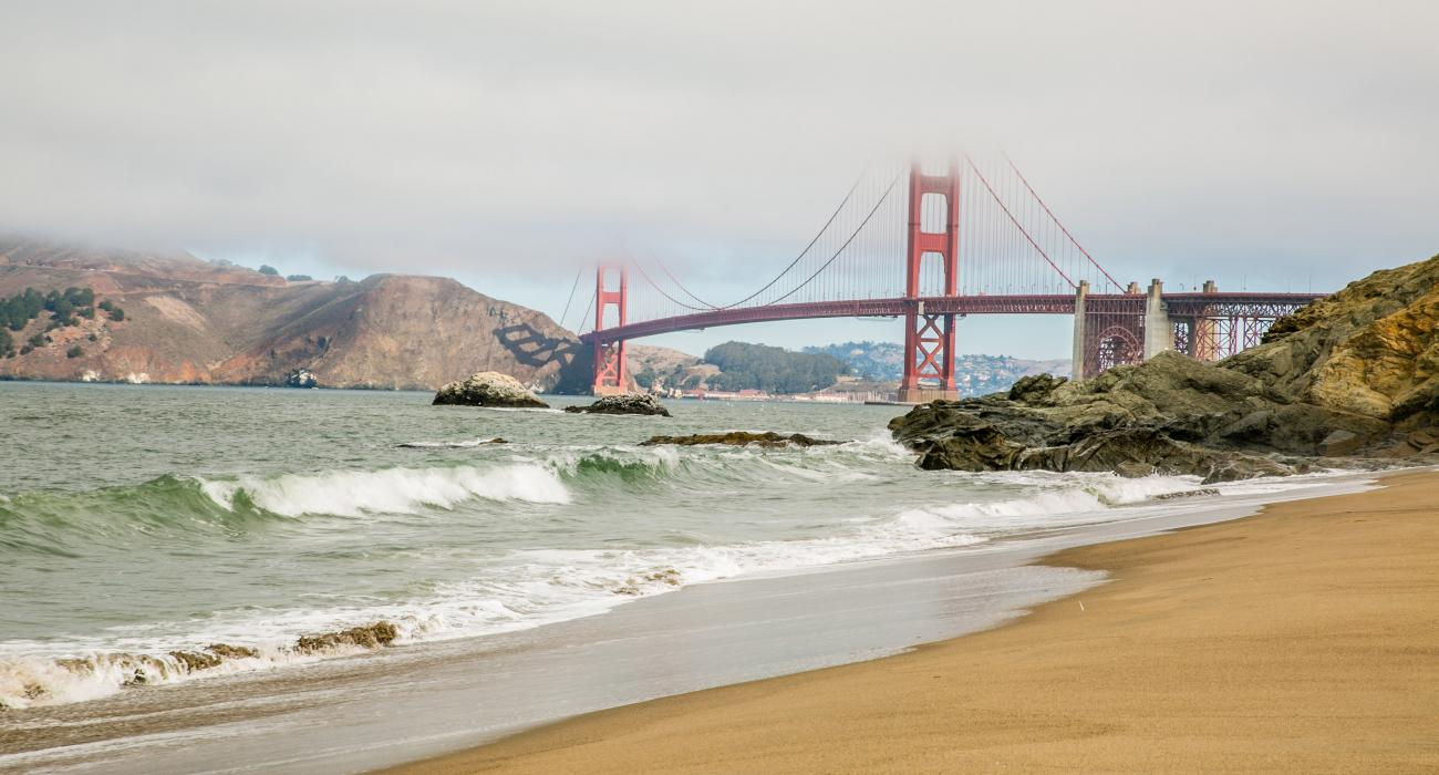 San Francisco Offers A Holiday With
