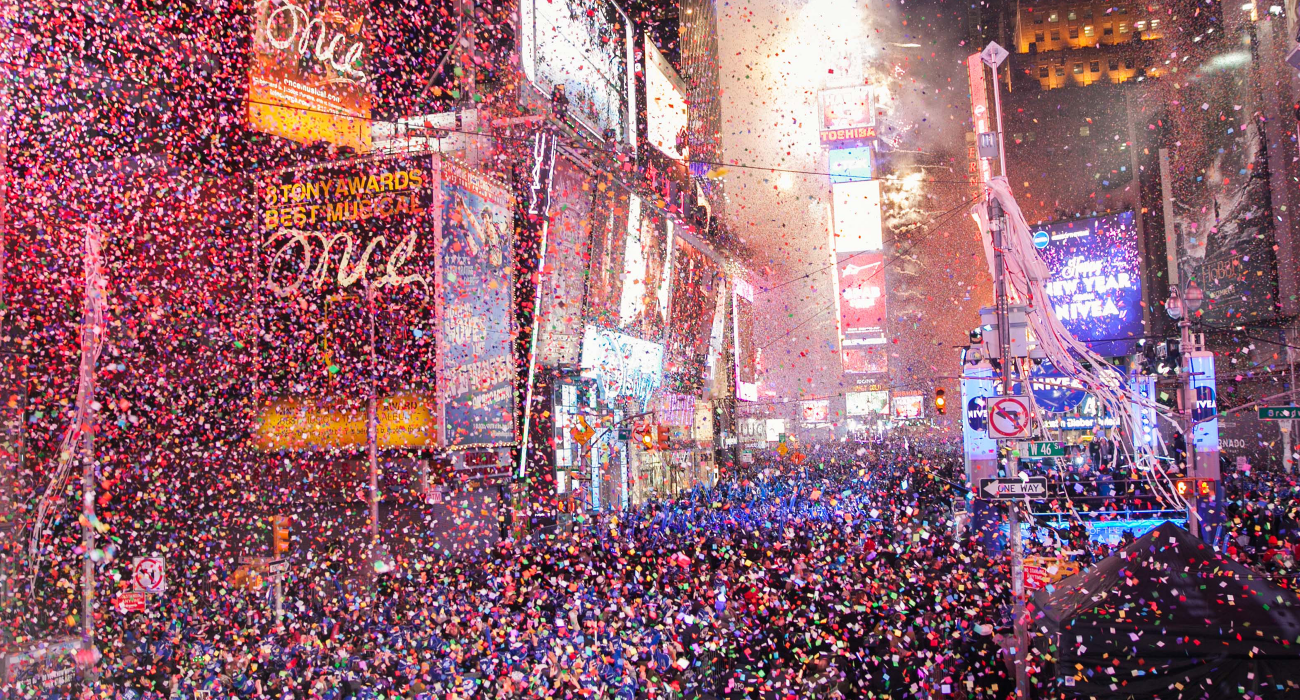 How To Watch The Ball Drop In Nyc