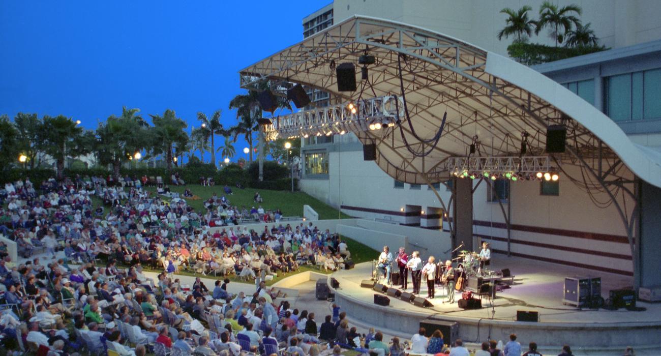 West Palm Beach Amphitheatre The Best Beaches In World