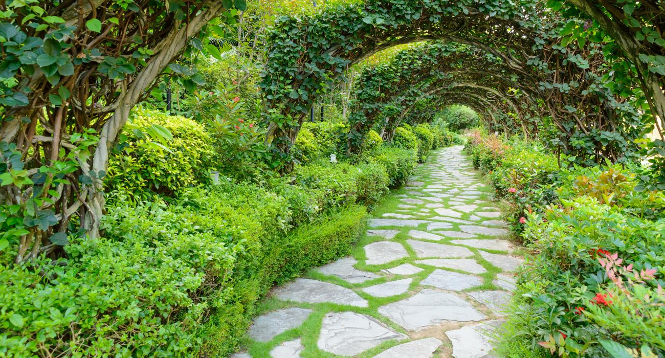 Secret Garden: How To Sneak A Peek At Charleston's Secret Gardens
