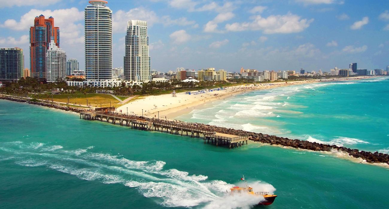 Hotel  South Beach Miami