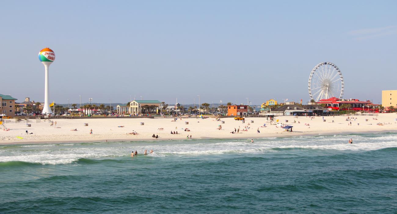 Florida Pensacola Beach