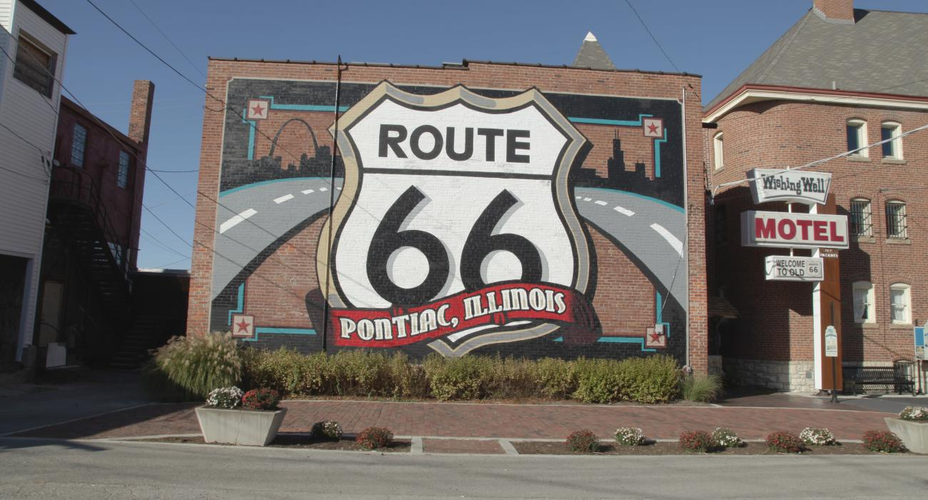 route 66 attractions, chicago to springfield, illinois