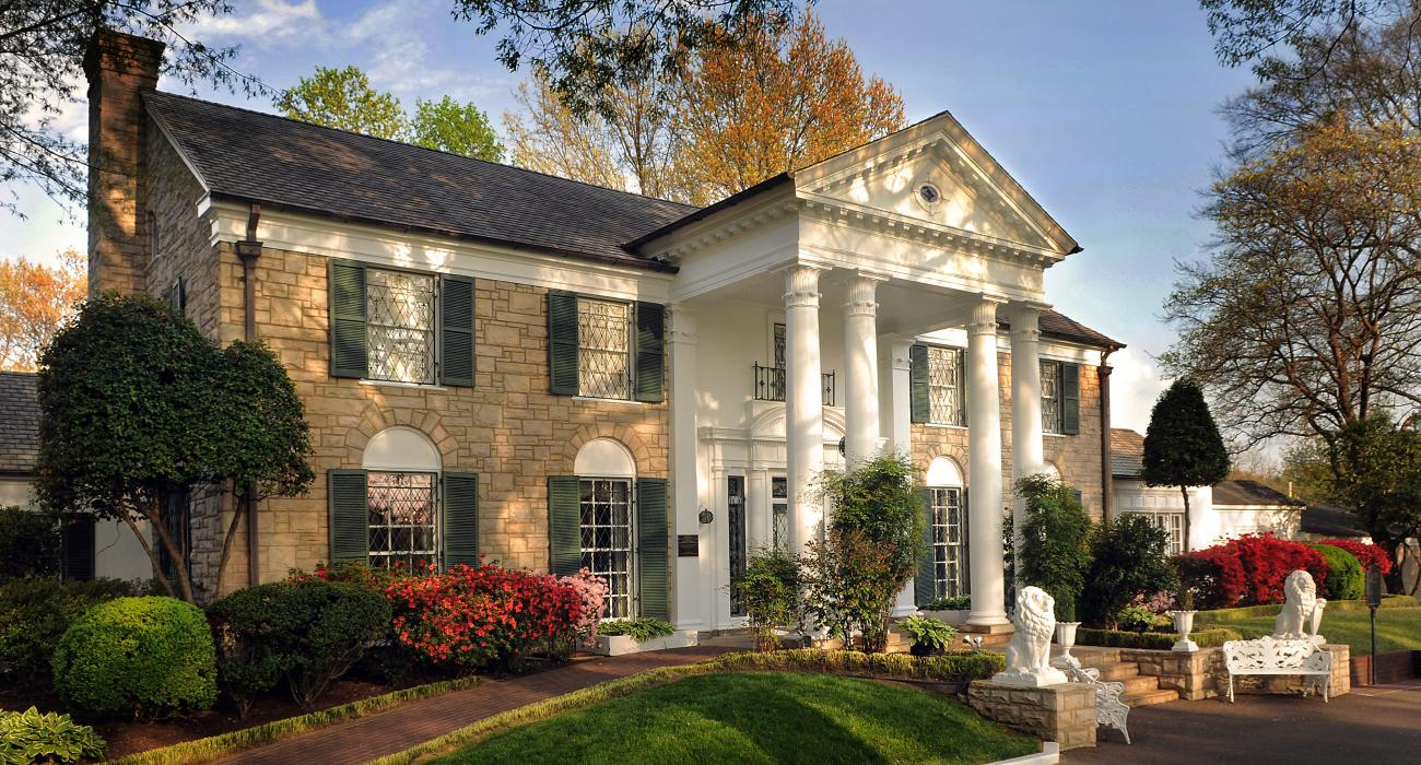 Graceland: The Legacy of Elvis Lives on in Memphis