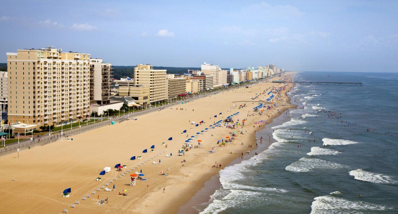 Virginia Beach Beaches