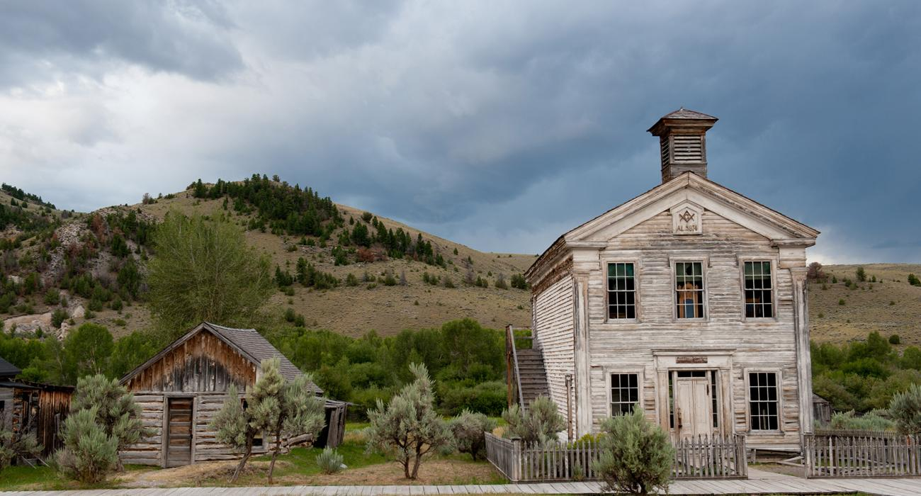 5 U.S. Ghost Towns You Must See
