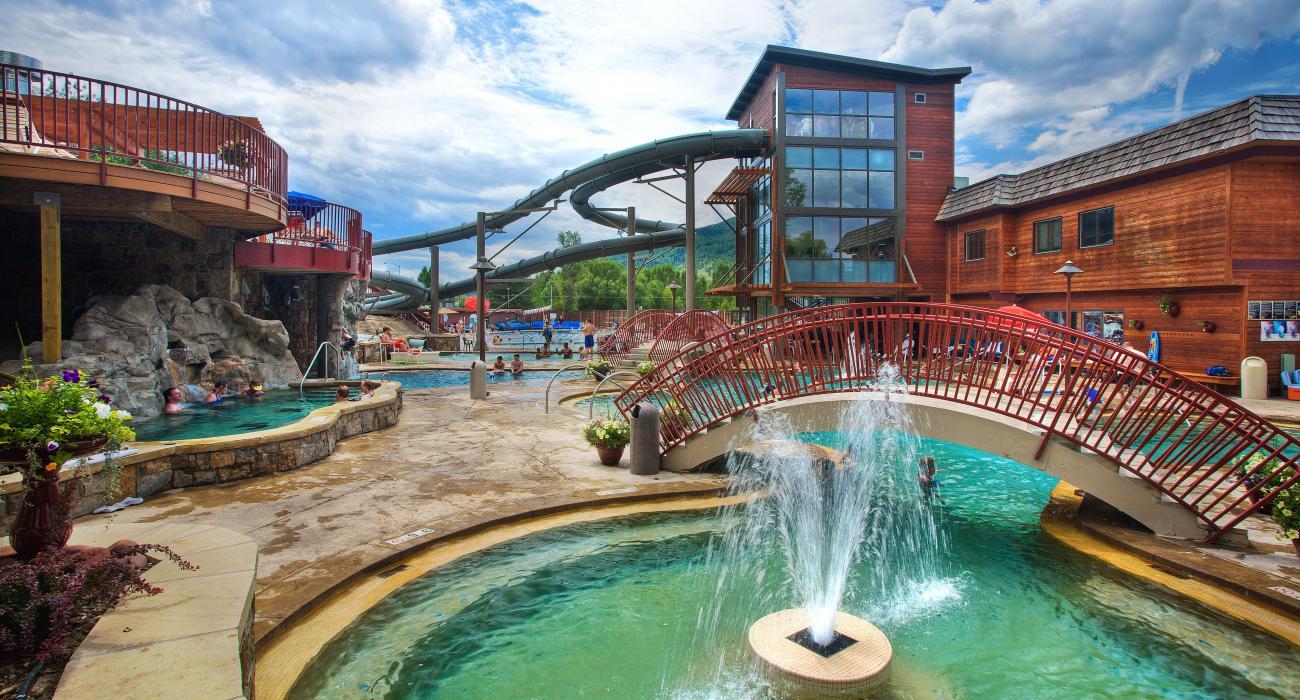 Colorado s hot springs loop a spa and resort getaway for Public swimming pools colorado springs