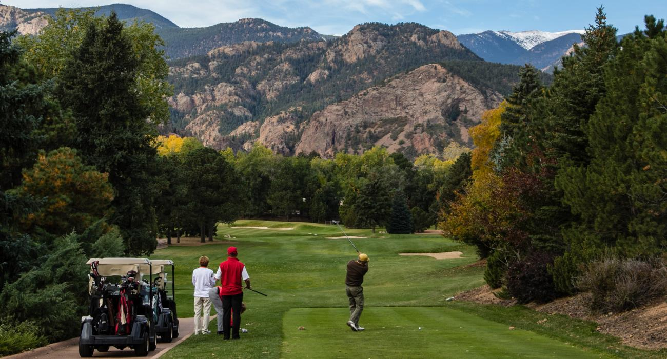 five star luxury and golf at the broadmoor colorado springs