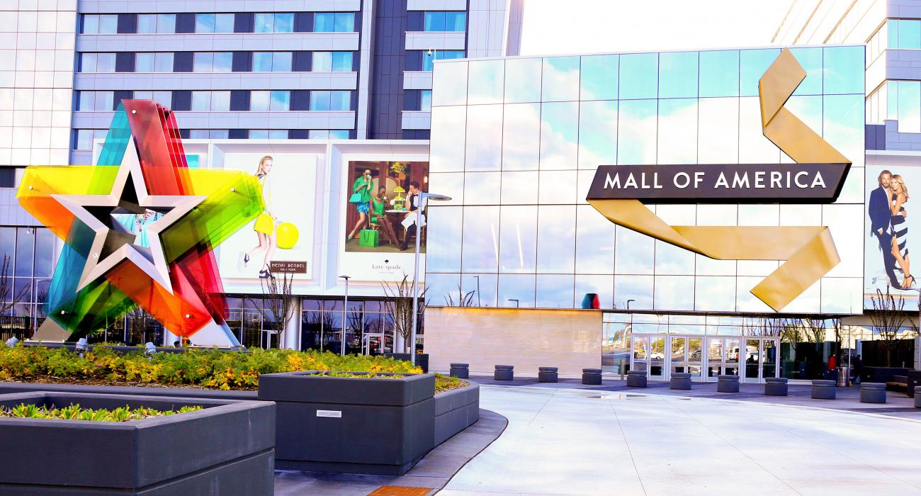 bloomington minnesota mall of america and magnificent outdoors