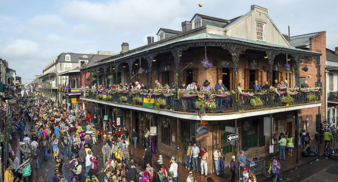 History of mardi gras in the usa visit the usa for What to do in new orleans louisiana