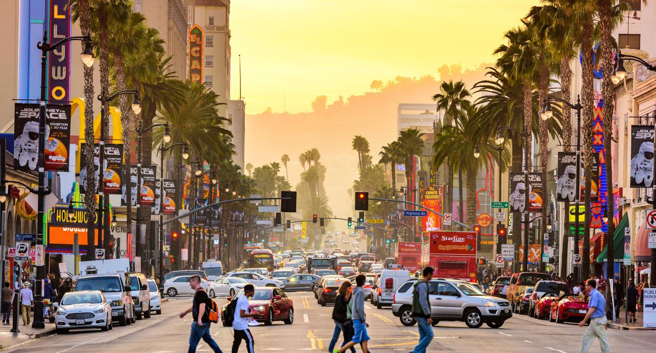 Los Angeles Callifornia