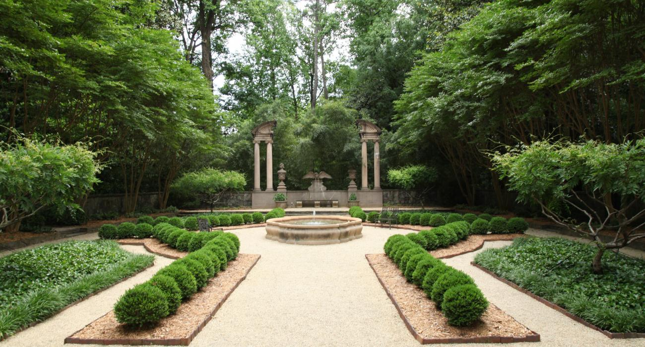 Atlanta Georgia. Previous. Elaborate And Peaceful Gardens Sprinkled  Throughout The City