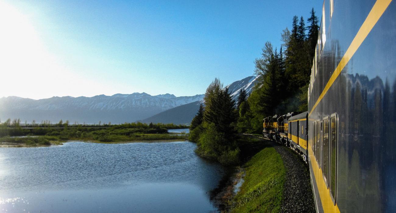 Alaska Visit The USA