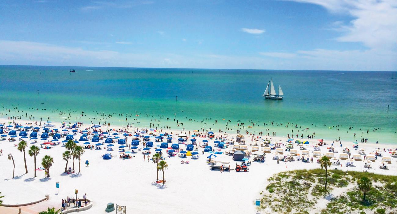Quality Hotel Beach Resort Clearwater Beach Fl Usa