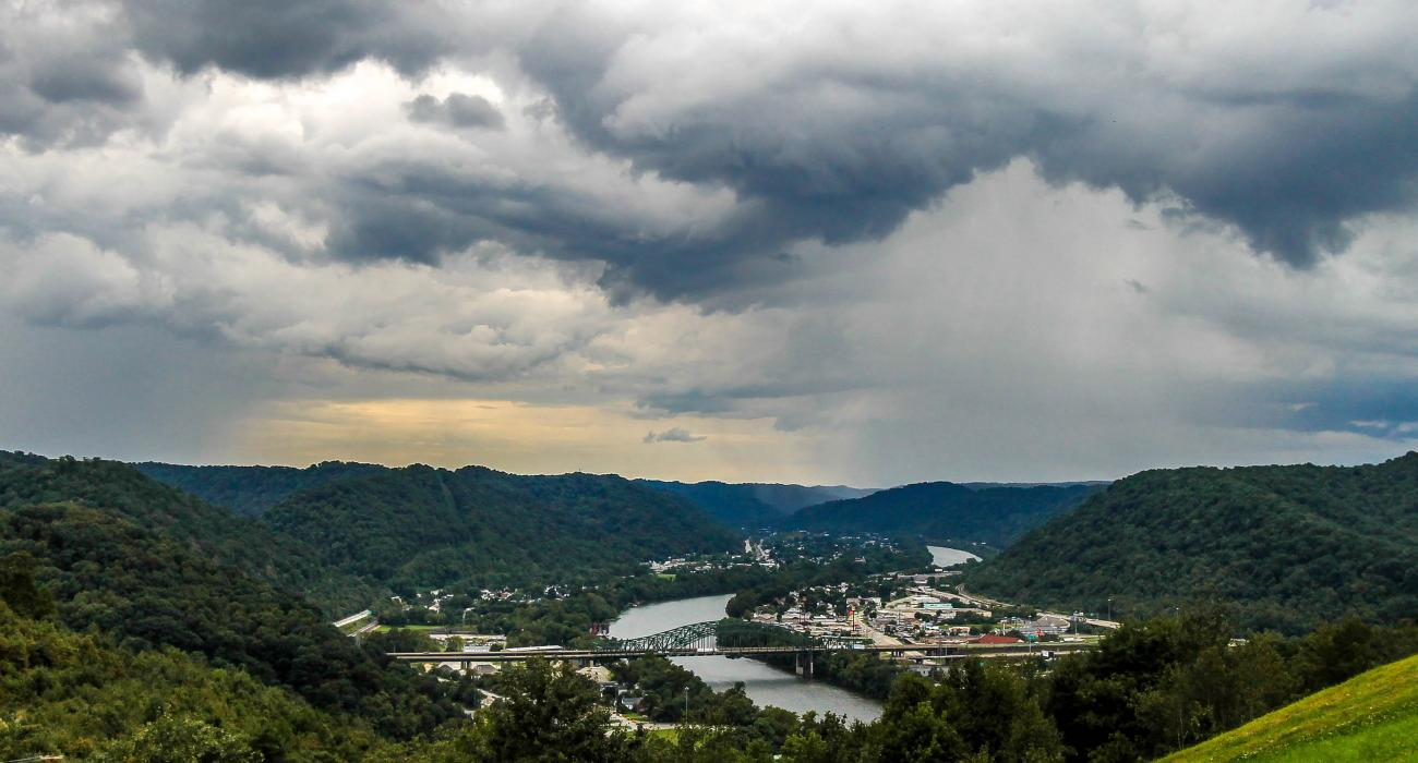 charleston west virginia historic capital with nature and